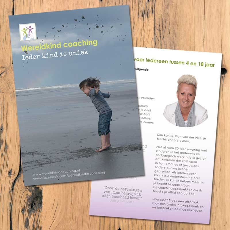 Website Wereldkind Coaching